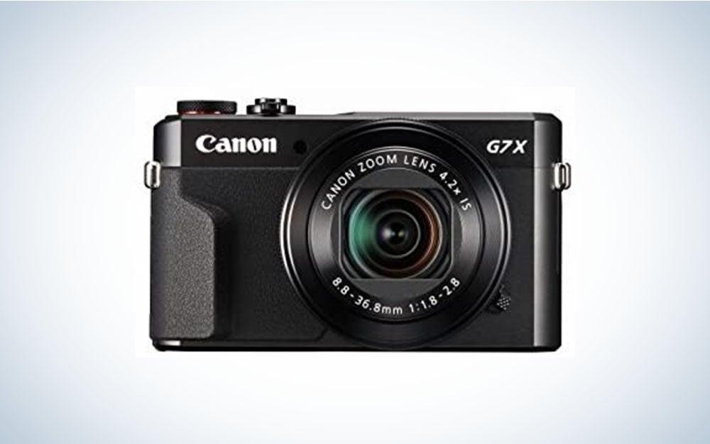 Canon PowerShot Digital Camera [G7 X Mark II]