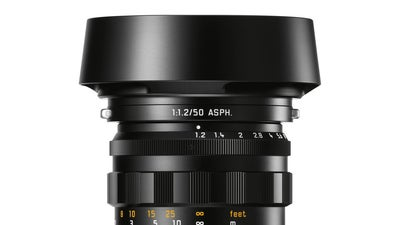 Leica released an updated version of one of its most iconic lenses, the Noctilux-M 50 f/1.2