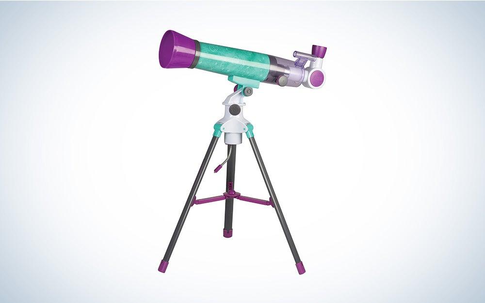 Nancy B's Science Club Moonscope is the best telescope for kids