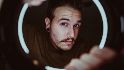 Best LED ring light for vlogging, TikTok, and selfies