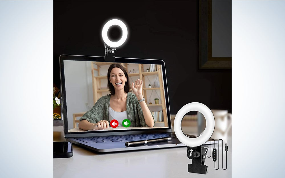 Cyezcor Video Conference Lighting Kit
