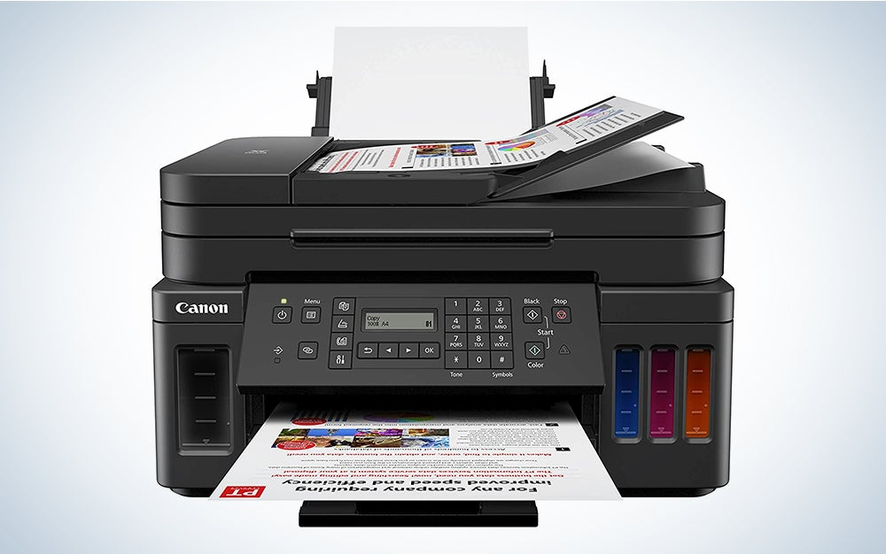 Canon G7020 All-In-One Megatank Printer