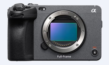 Sony's FX3 camera has a built-in cooling system and video-specific image stabilization