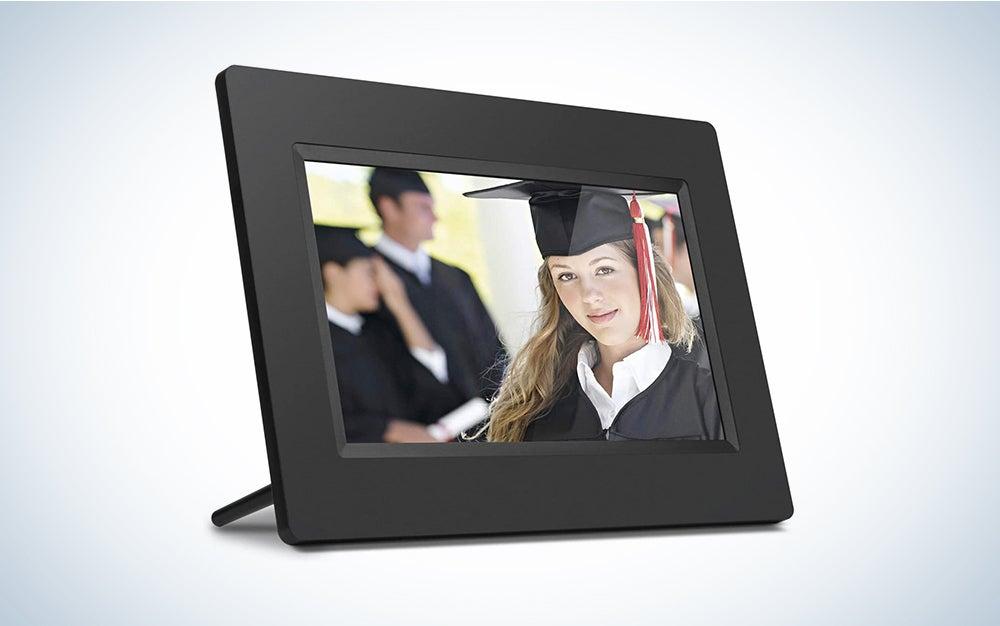 Aluratek 7-inch Photo Frame