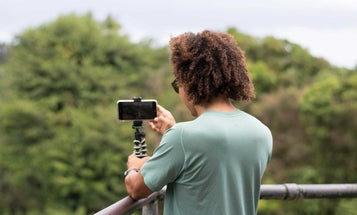 Enhance your on-the-go shots with these sturdy smartphone tripods