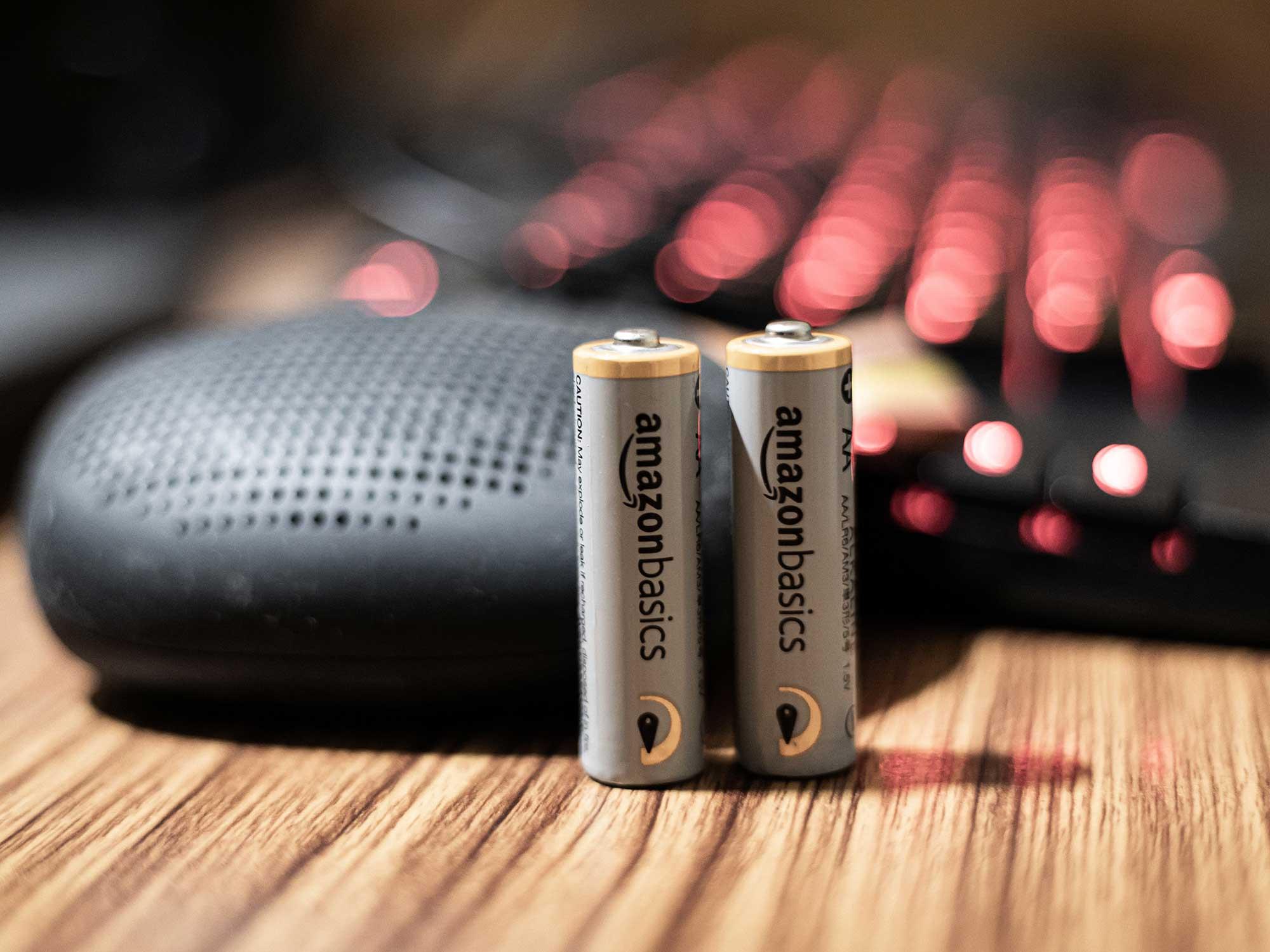Amazon AA batteries