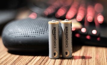 Rechargeable AA batteries to stay energized and eco-friendly