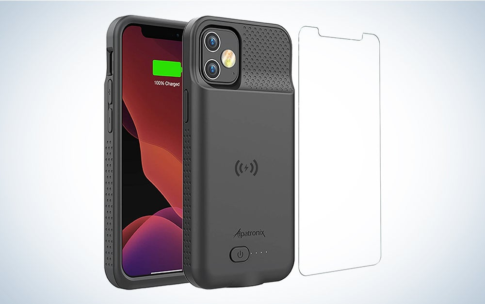 Alpatronix Store Battery Case for iPhone 12 Pro & iPhone 12