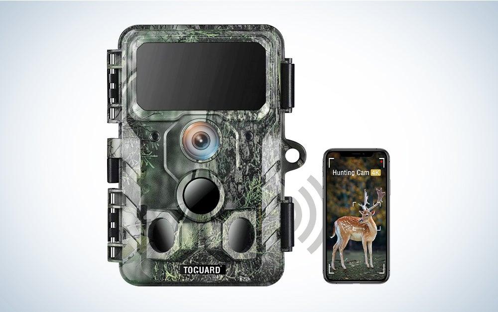 Toguard 4K WiFi Trail Camera