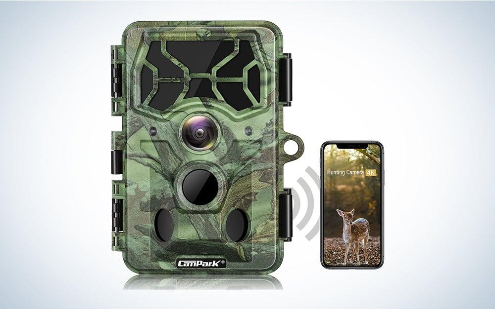 Campark 4K WiFi Trail Camera