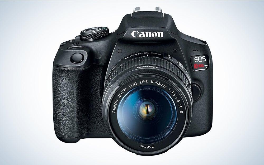 Canon EOS Rebel T7 DSLR