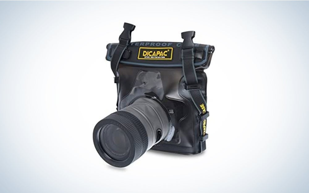 DiCAPac WP-S10 Pro DSLR Waterproof Case