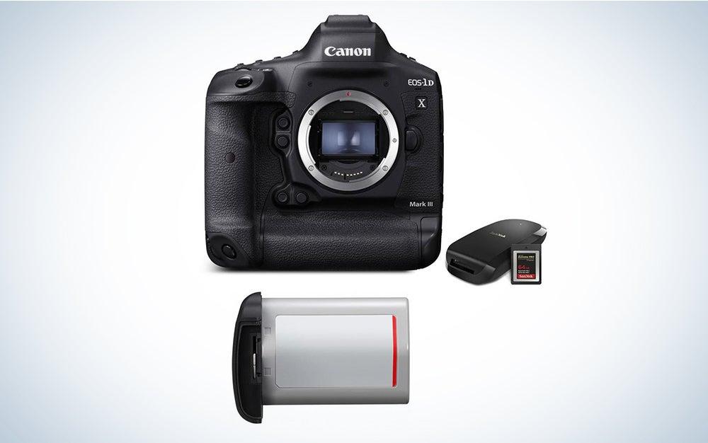 Canon 1D X Mark III DSLR