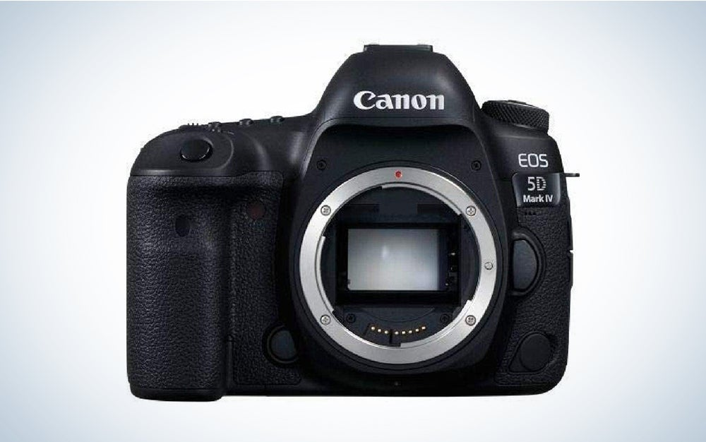 Canon 5D Mark IV Full Frame DSLR