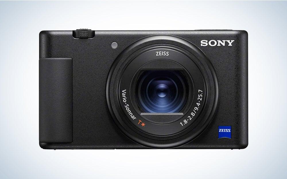 Sony ZV-1 is the best vlogging camera