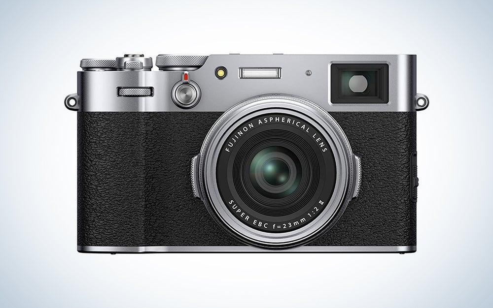 Ψηφιακή φωτογραφική μηχανή Fujifilm X100V