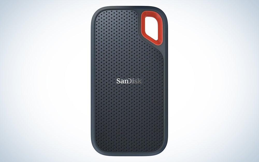 SanDisk 1TB Extreme Portable External SSD