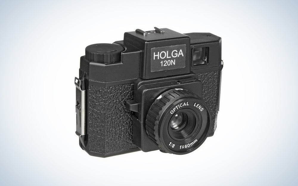 Πλαστική κάμερα Holga 120N