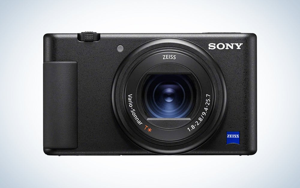 Sony ZV-1 is the best camera for streaming