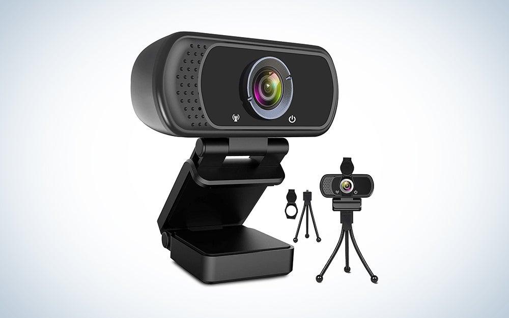 Webcam HD 1080p Web Camera