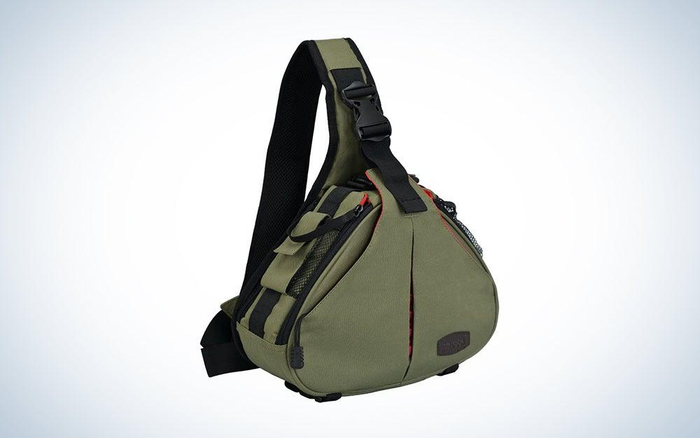 CADeN Camera Bag Sling Backpack