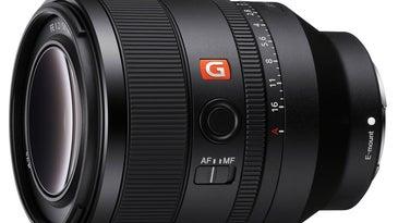 Sony's 50mm f/1.2 GM lens