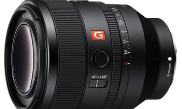 """The new Sony 50mm f/1.2 GM prime lens promises """"extreme"""" optical performance"""