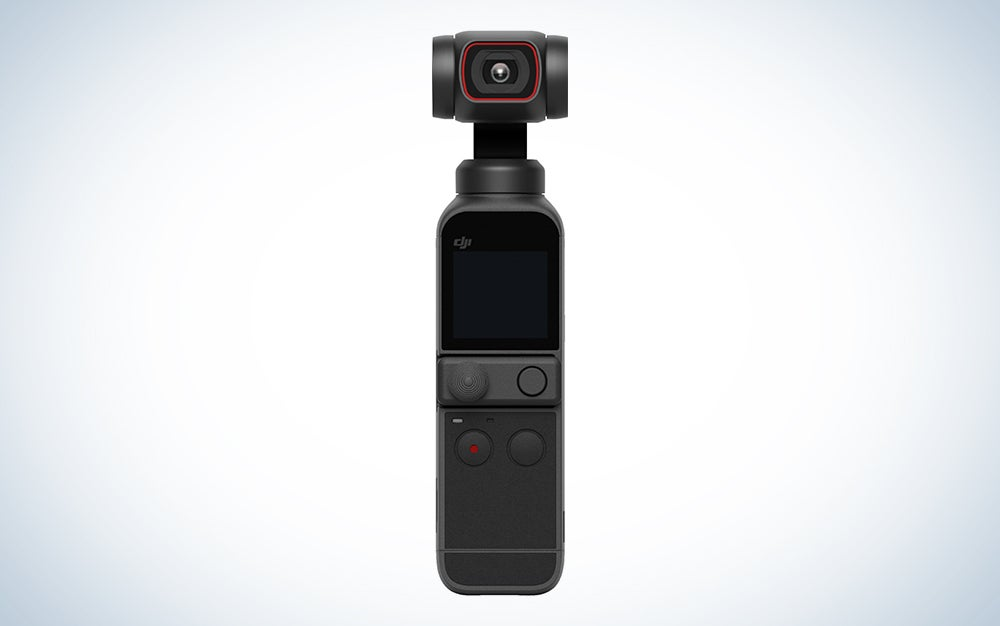 dji pocket 2 action cam