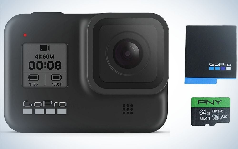 GoPro Hero8 action camera for Father's Day