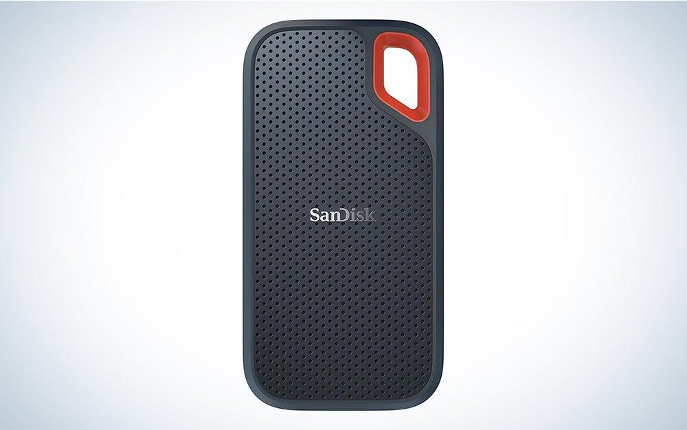 portable sandisk ssd hard drive
