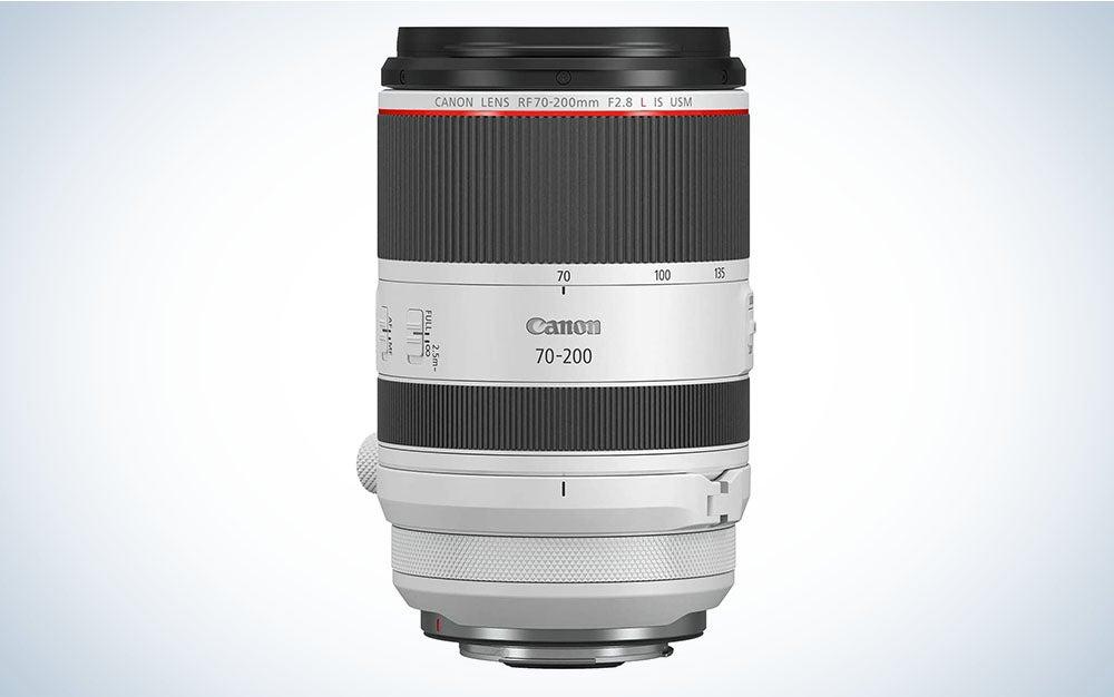 Canon telephoto zoom lens