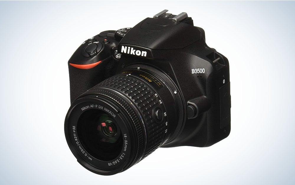 The Nikon D3500 is the best budget Nikon camera.