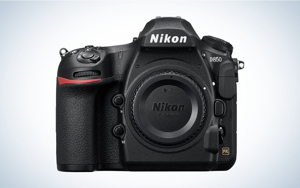 The Nikon D850 is the best high-resolution Nikon camera.