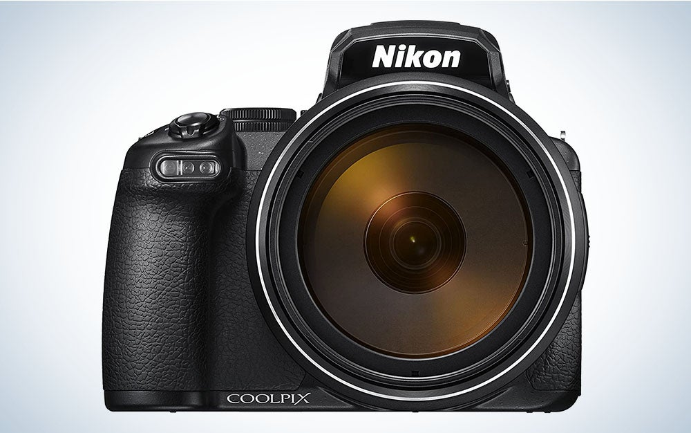 The Nikon P1000 is the best point-and-shoot Nikon camera.