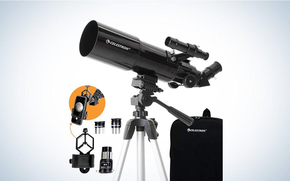 black celestron best telescope for beginners