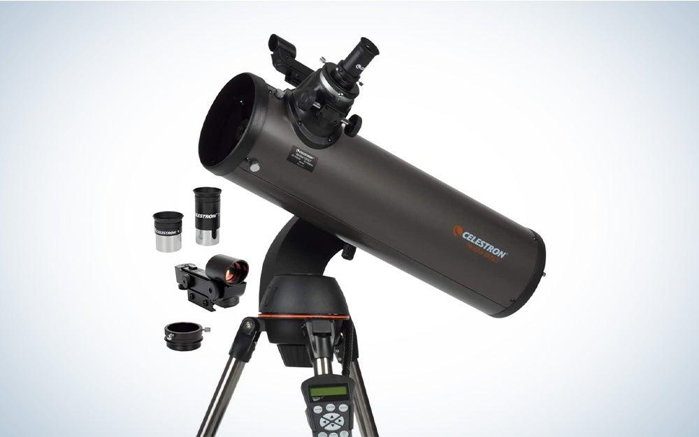 celestron nexstar beginner telescope