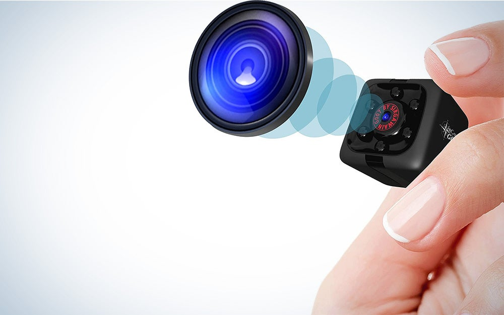 fredi hidden home security system camera