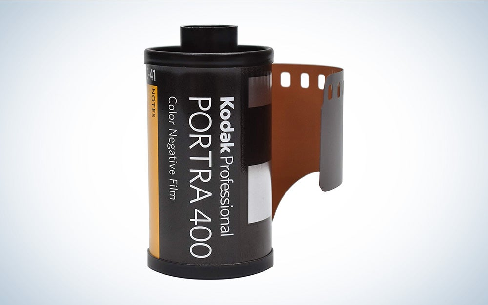 kodak porta color film