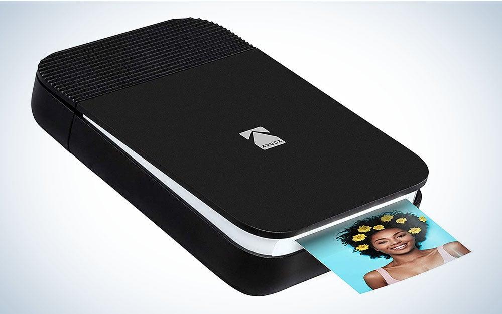 The KODAK Smile Instant Digital Bluetooth Printer is the best digital printer.