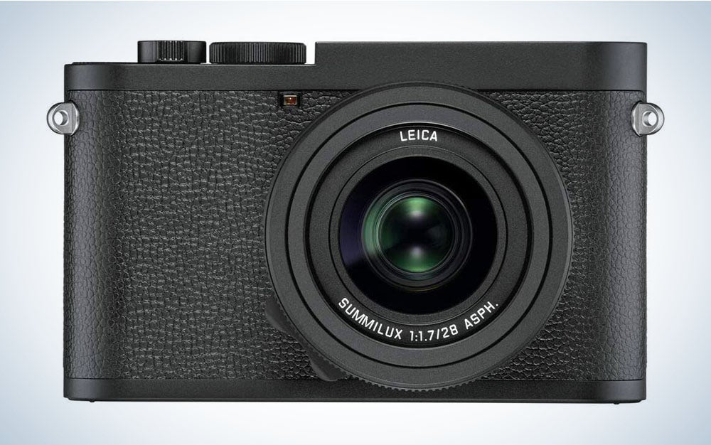 The Leica Q2 Monochrom is the best camera for the black-and-white shooter.