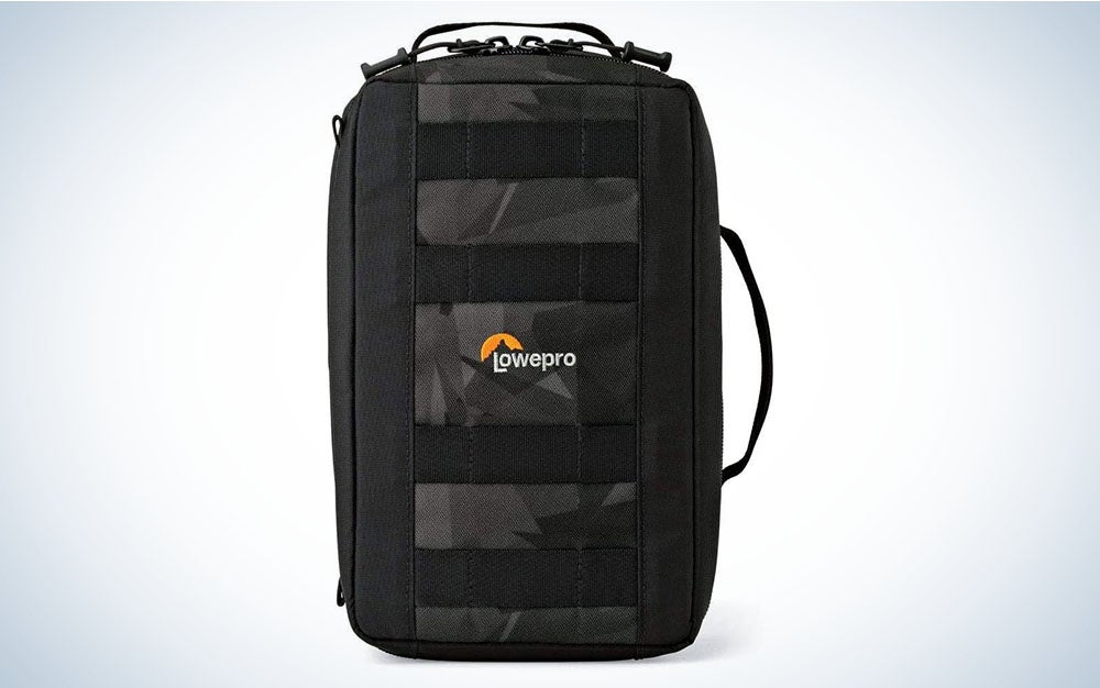 The Lowepro ViewPoint CS 80 is the best GoPro case.