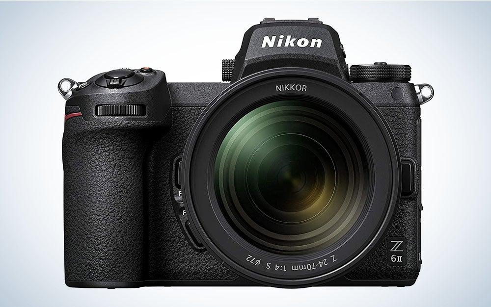 The Nikon Z 6II FX-Format Mirrorless Camera is the best mirrorless Nikon camera.