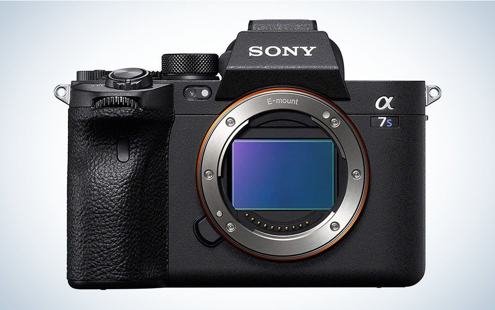 The Sony Alpha 7S III is the best camera for the dad who shoots video.