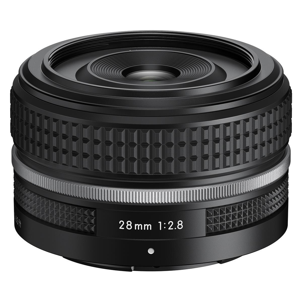 The new Nikon 28mm f/2.8