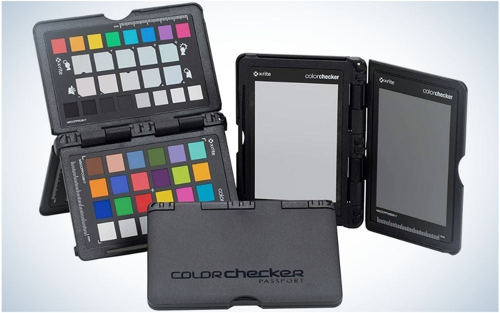 The X-Rite ColorChecker Passport Photo 2 is the best gift for ensuring accurate color.
