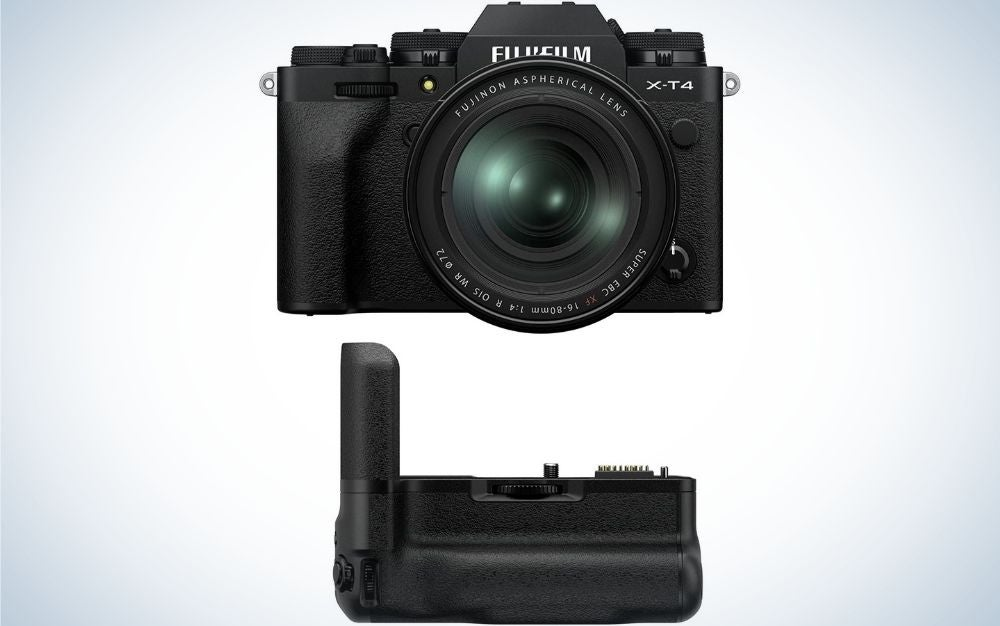 Camera bundles make perfect gifts for photographers