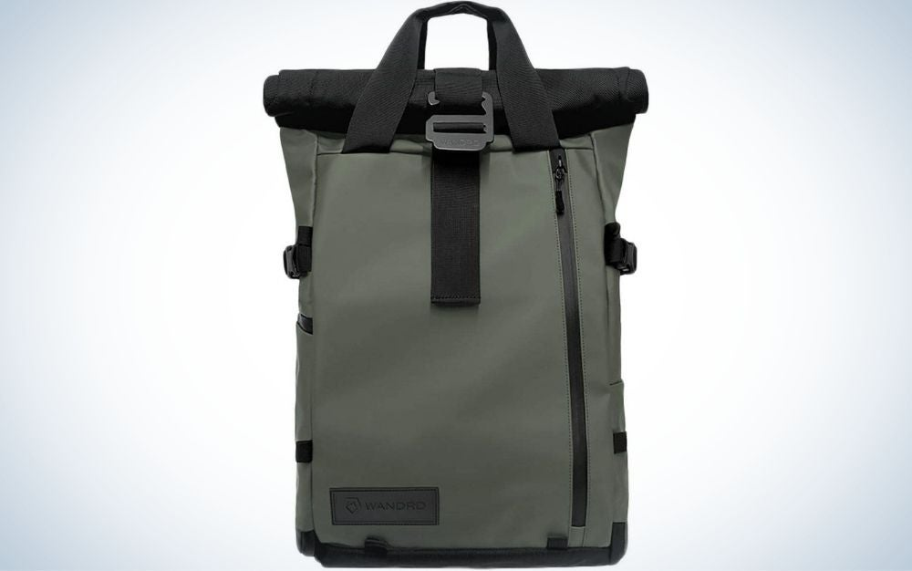 A minimalist camera backpacks are great father's day gifts
