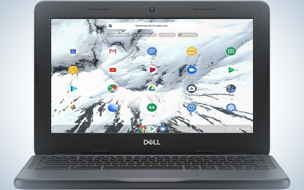A Dell brand laptop is the best chromebook