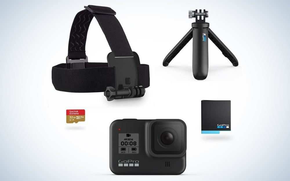 one of the best gopro models and gopro accessories