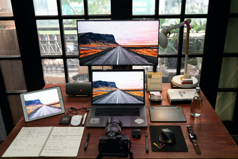computer laptop photo storage hard drives